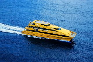 Bounty Cruise Boat