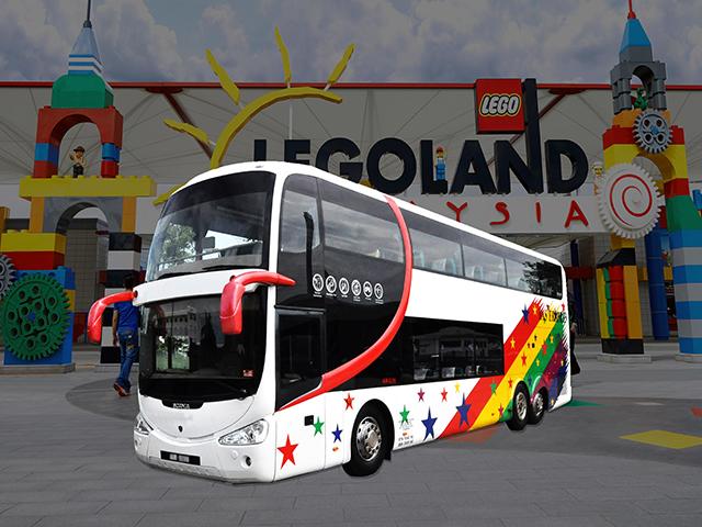 Legoland & Hello Kitty Town Transfers - Promo Tiket Masuk